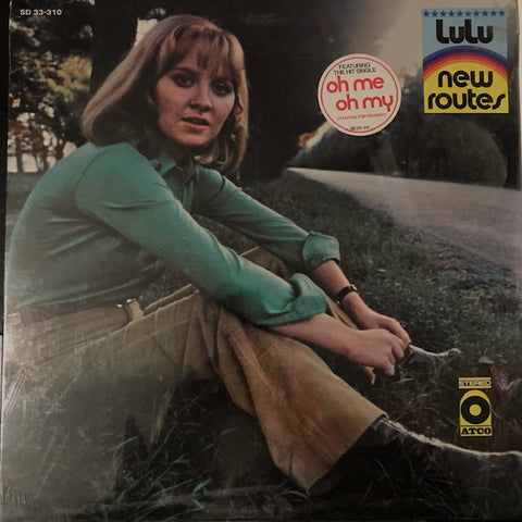 Lulu - New Routes – Used LP