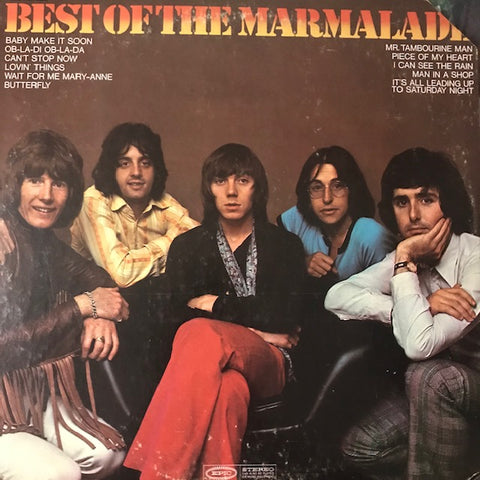 Marmalade, The ‎– Best Of The Marmalade – Used LP