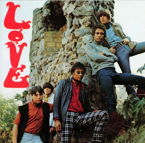 Love – S/T – New LP