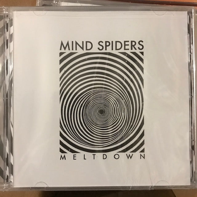 Mind spiders - Meltdown - New CD