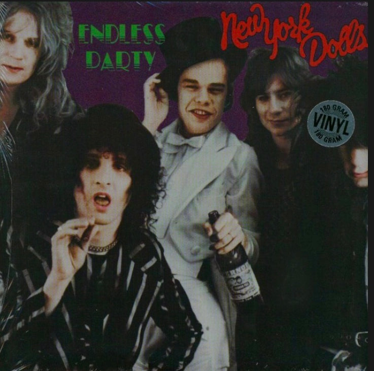 New York Dolls – Endless Party – New LP