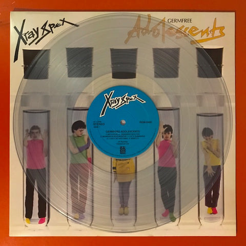 X-ray Spex - Germfree Adolescents - New LP