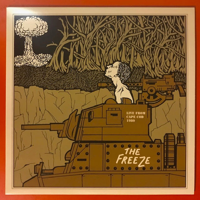 Freeze, the – Live From Cape Cod 1980 – New LP