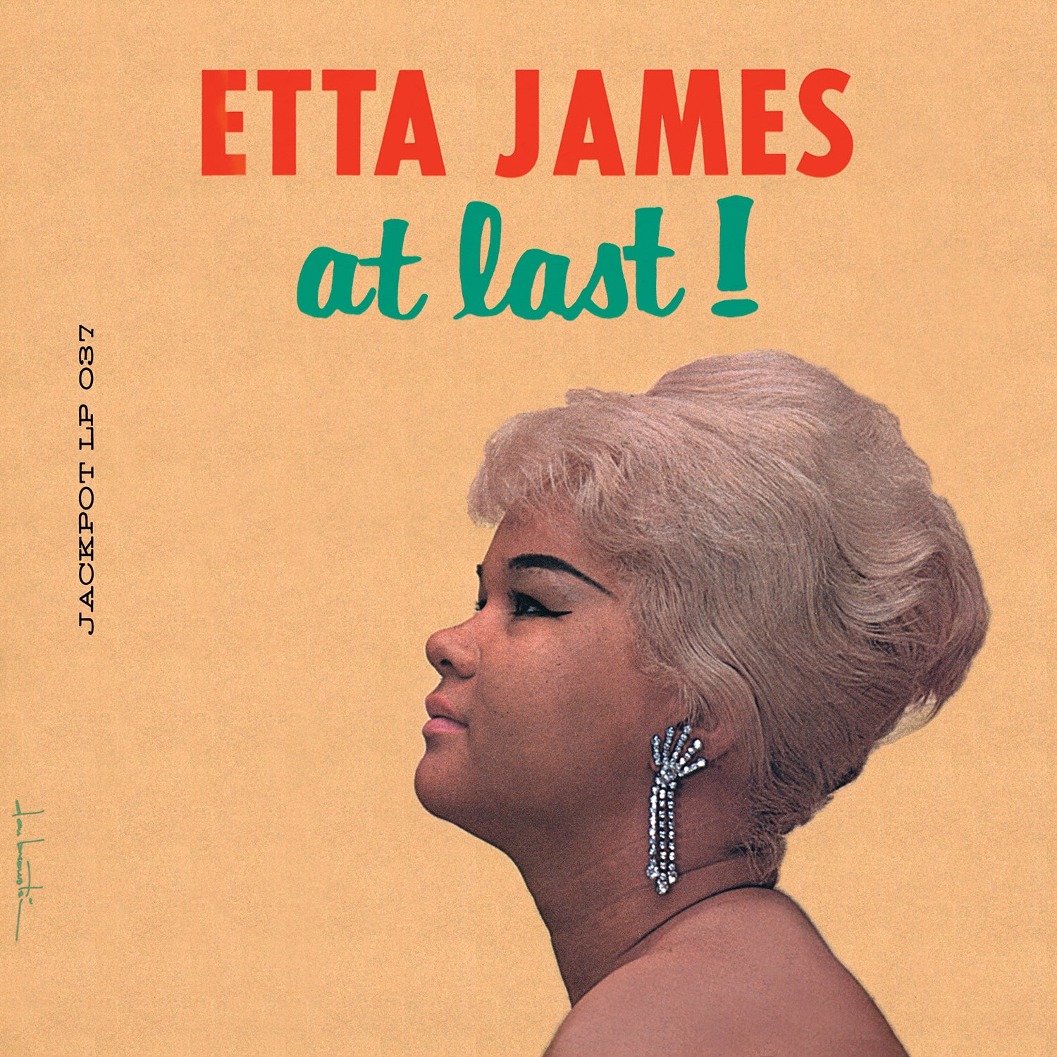 James, Etta - At Last! - New LP