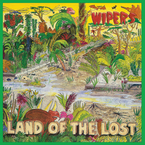 Wipers – Land of the Lost [COLOR VINYL] - New LP