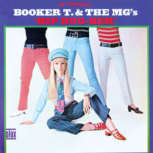 Booker T. & the M.G.s – Hip Hug-Her – New LP
