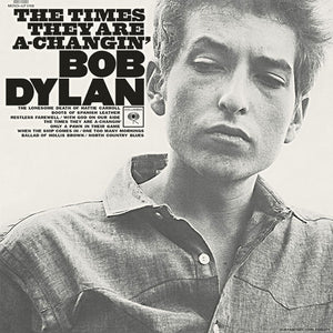 Dylan, Bob – The Times They Are A-Changin' – New LP