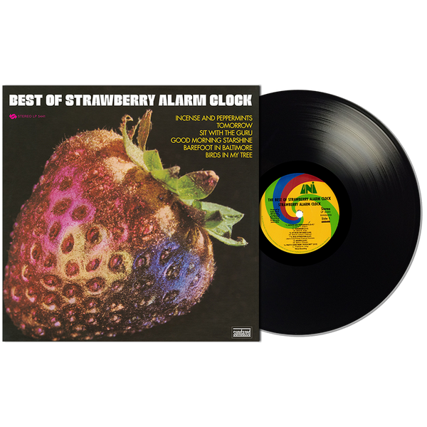 Strawberry Alarm Clock - Best of - New LP