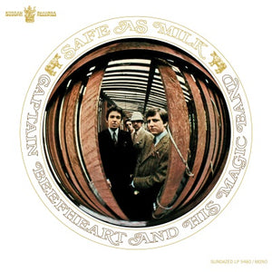 Captain Beefheart - Safe As Milk - New LP