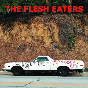 Flesh Eaters, The - I Used To Be Pretty - LP