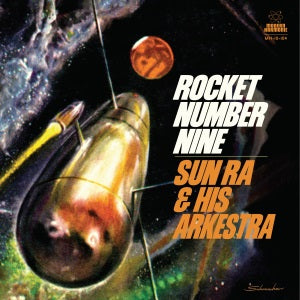 Sun Ra - Rocket Number Nine - 10""