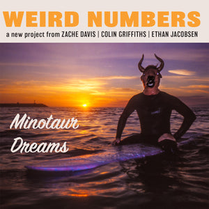 Weird Numbers - Minotaur Dreams - New 7""