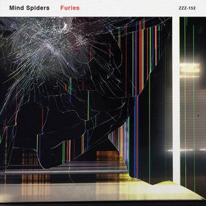 Mind Spiders - Furies - LP