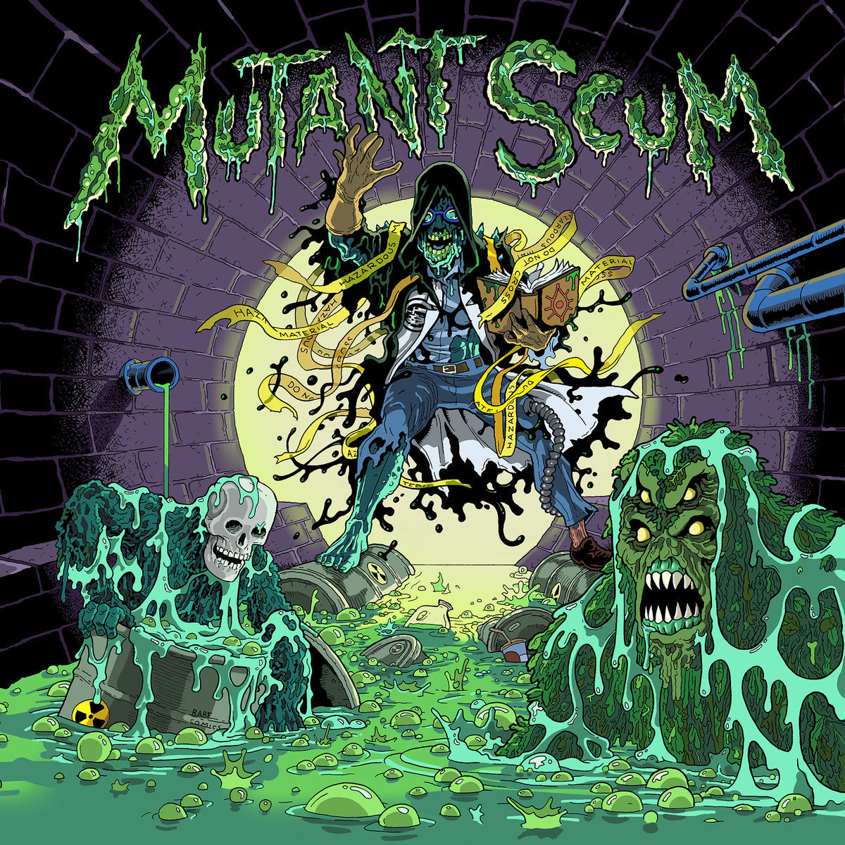 Mutant Scum - S/T - New LP