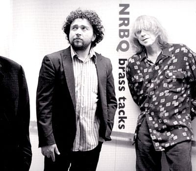 NRBQ - Brass Tacks - New LP