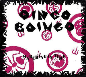 Oingo Boingo – Marching in Time – New CD