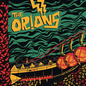Orions, The - Lightning Stroke Twice- New LP