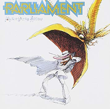 Parliament - Motor Booty Affair - New LP