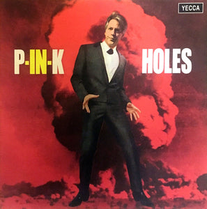 Les Black's Amazing Pink Holes ‎– P-IN-K Holes – New 7""