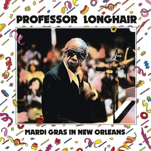 Professor Longhair - Mardi Gras in New Orleans - New LP