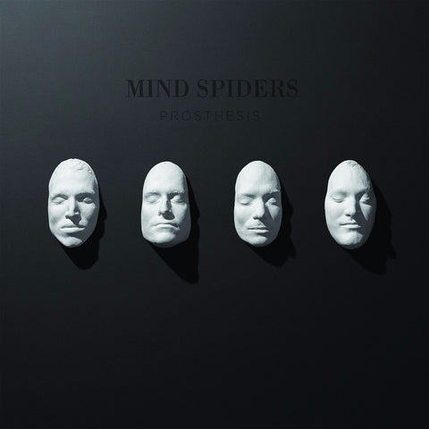 Mind Spiders - Prosthesis [CLEAR or black VINYL] - New LP
