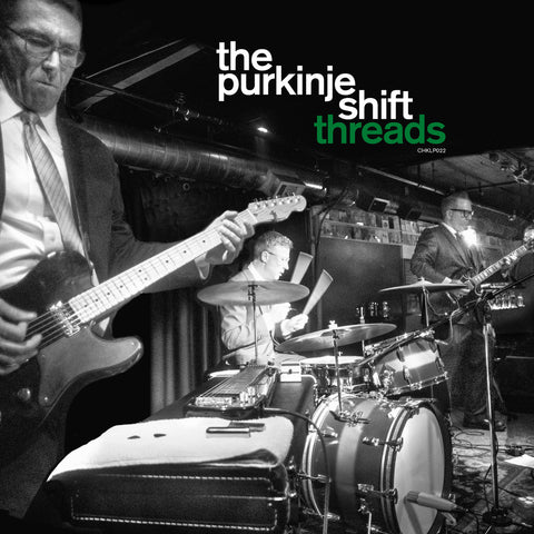 Purkinje Shift - Threads - New LP