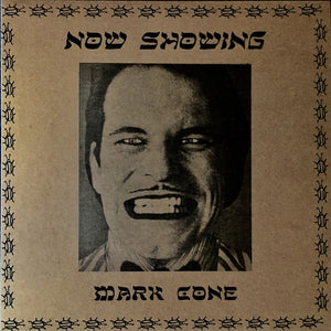 Mark Cone - Now Showing - LP