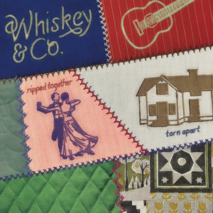 Whiskey & Co. – Ripped Together, Torn Apart – Used LP