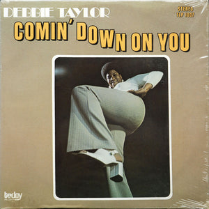 Taylor, Debbie ‎– Comin' Down On You – Used LP