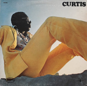 Mayfield, Curtis - Curtis - New LP