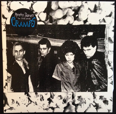 Cramps, The - Memphis Poseurs: the 1977 Demos - Used LP