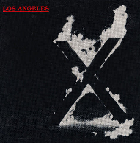 X - Los Angeles - New LP