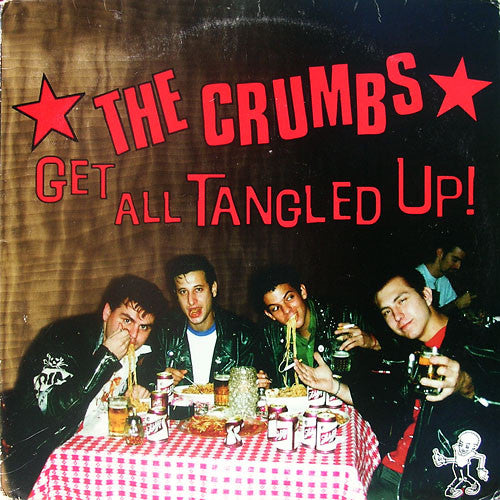 Crumbs, The – Get All Tangled Up  – Used 10""