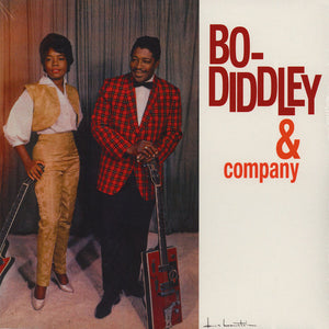 Diddley, Bo - Bo Diddley & Company - New LP
