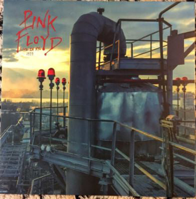 Pink Floyd – Live in NYC 1977 – Used LP
