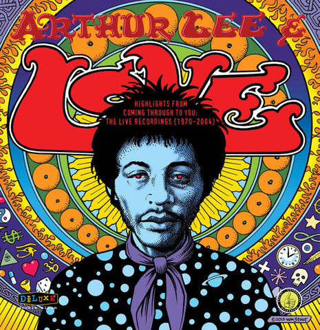 Arthur Lee & Love – Highlights From Coming Through to You: The Live Recordings (1970 - 2004) [2xLP– New LP