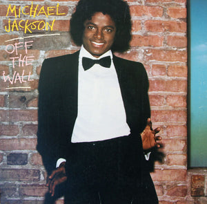 Jackson, Michael – Off the Wall – Used LP