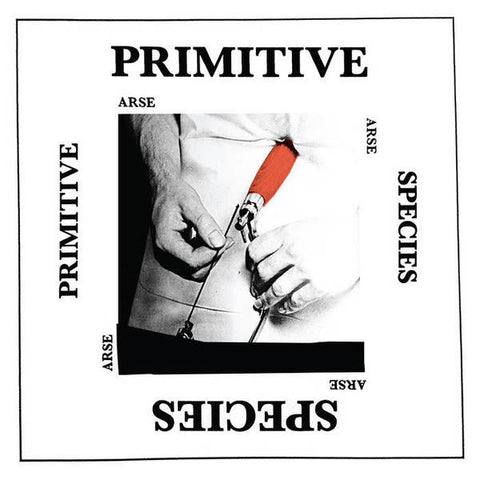 Arse ‎– Primitive Species [IMPORT] – Used LP