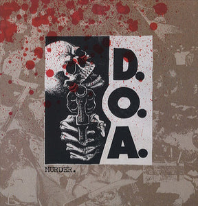 D.O.A. – Murder. - LP - Used