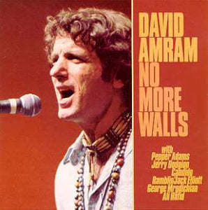 Amram, David ‎– No More Walls – Used LP