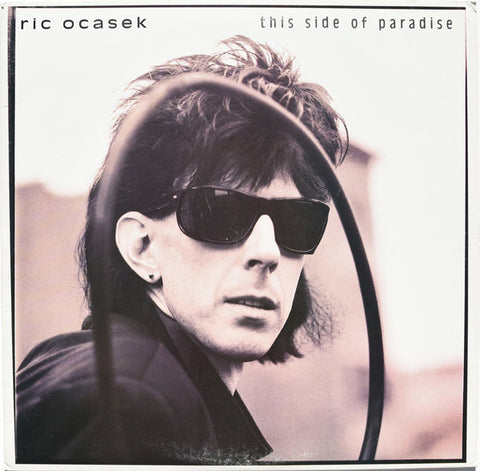 Ocasek, Ric – This Side of Paradise – Used LP