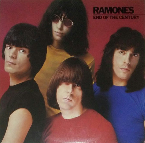 Ramones - End of the Century - New LP