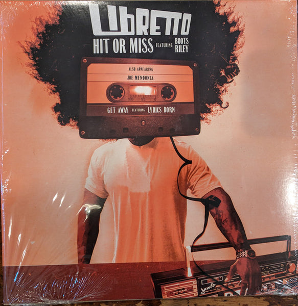 "Libretto – Hit or Miss 12"" Maxi single – New LP"