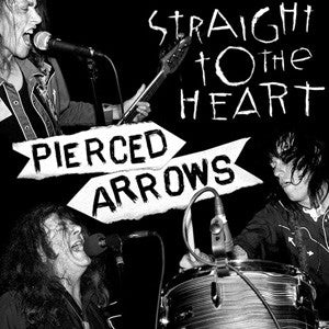 Pierced Arrows - Straight To The Heart - New CD