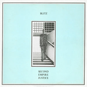 Blitz - Second Empire Justice - New LP