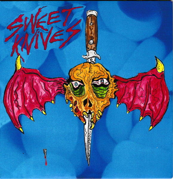 "Sweet Knives – i don't wanna die [2 x 7"" gatefold] – New 7"""