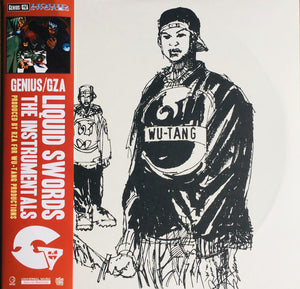 Genius / Gza - Liquid Swords: The Instrumentals 2xLP - New LP