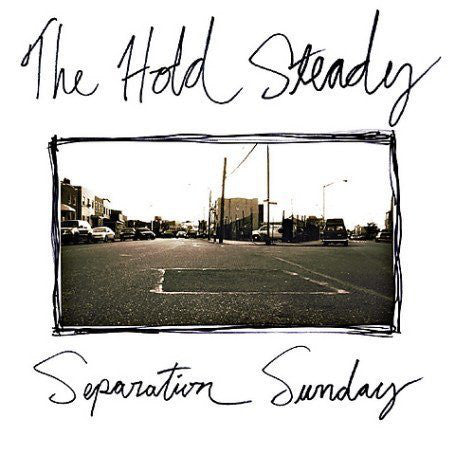 Hold Steady, The – Separation Sunday – Used LP