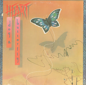 Heart ‎– Dog & Butterfly - Used LP