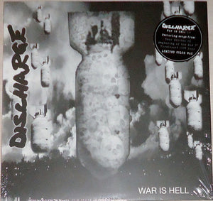 Discharge - War is Hell - LP